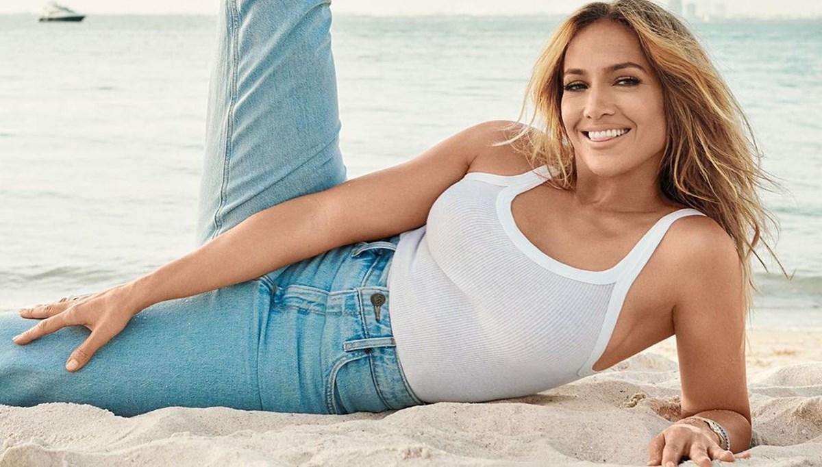 Jennifer Lopez Miami'yi salladı