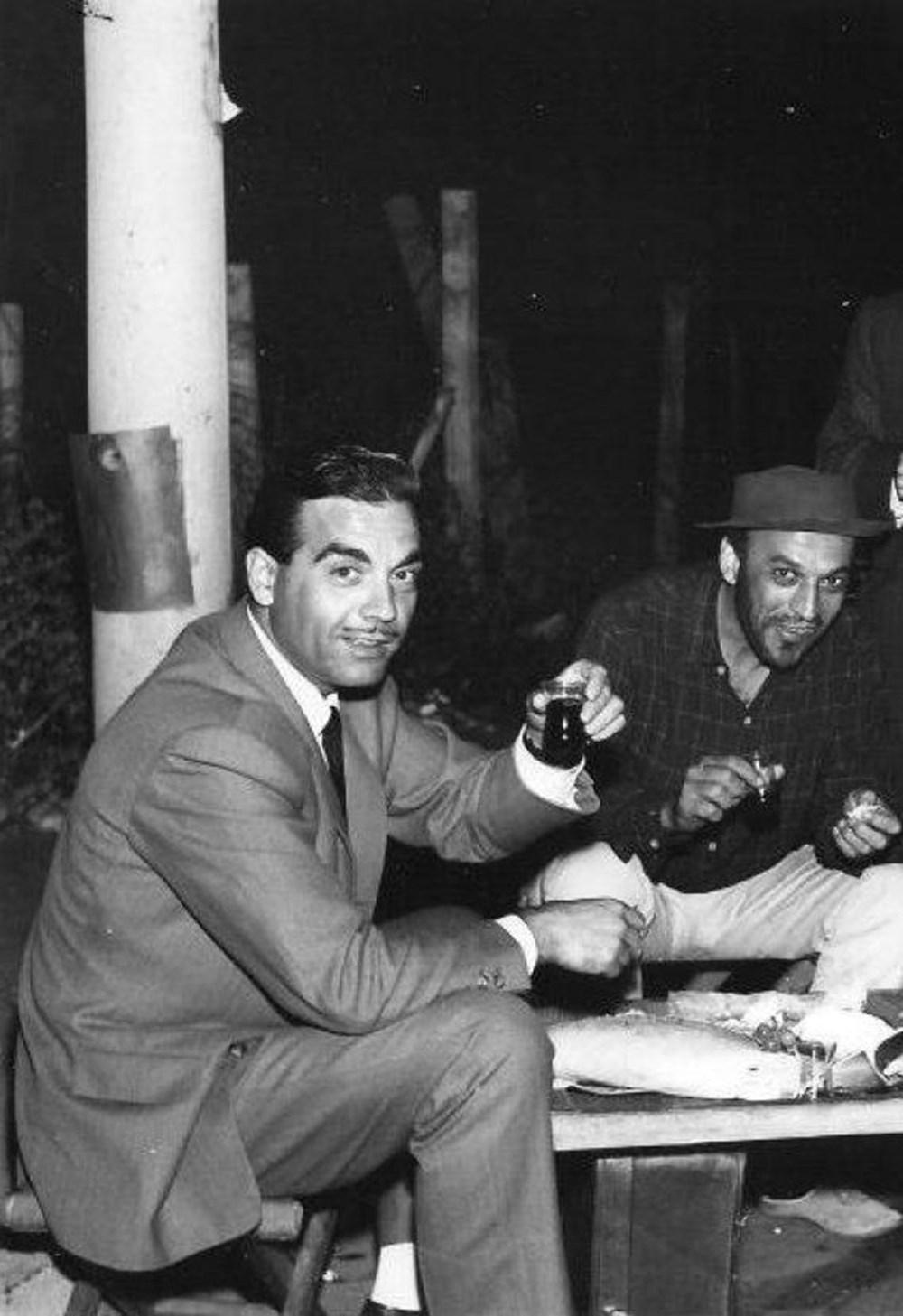 Yeşilçam'ın 'Turist Ömer'i Sadri Alışık 96 yaşında - 4