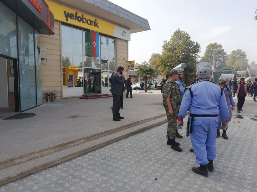 Ermenistan yine sivilleri vurdu (NTV ekibi olay yerinde) - 14