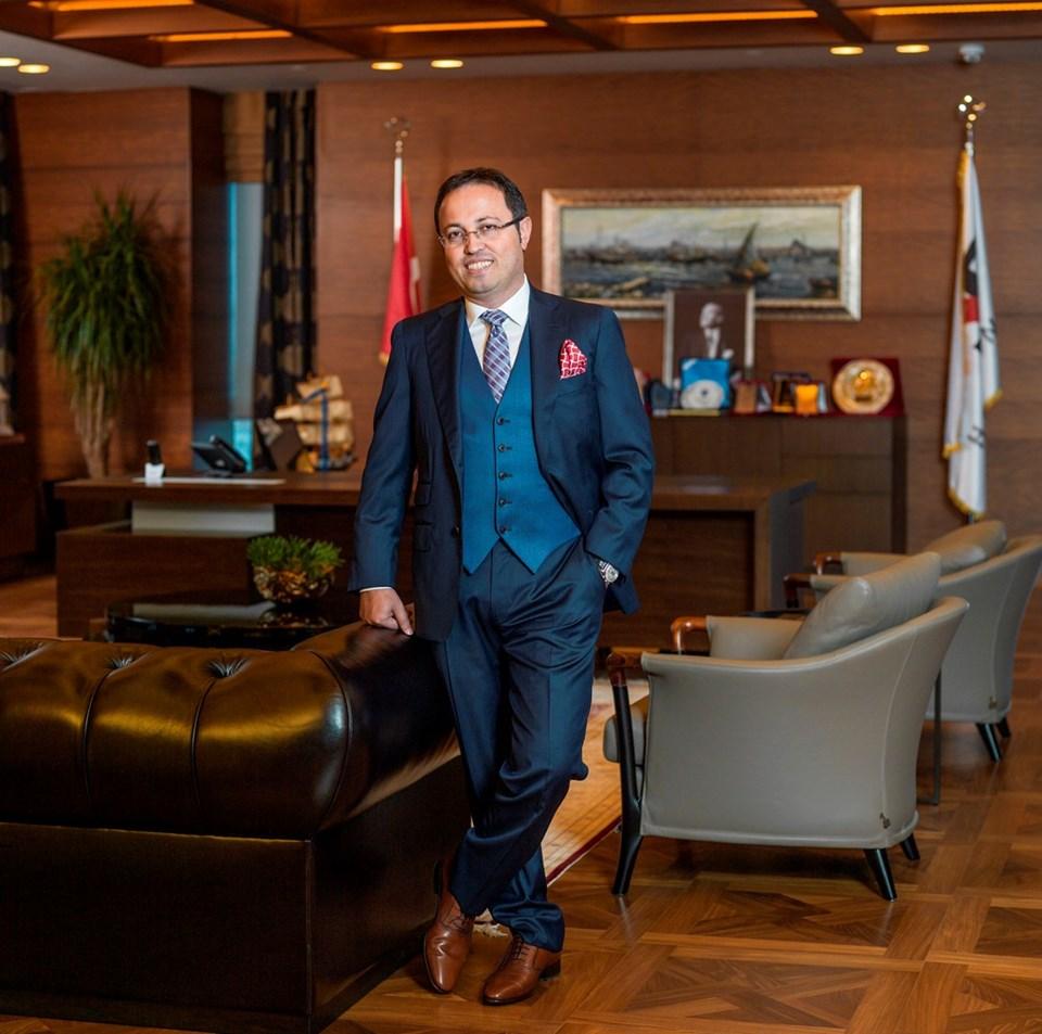 Ziya Yılmaz,Dap Holding Yönetim Kurulu Başkanı