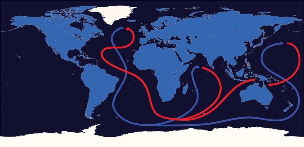 İklim krizi: Bilim insanları, Körfez Akıntısı'nın çöküşüne dair işaretler tespit etti - 4