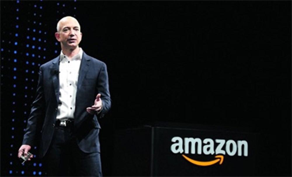 Jeff Bezos servetiyle rekor tazeledi - 4