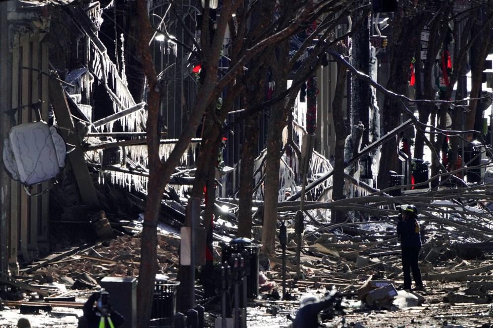 Amerika Birleşik Devletleri'nde Nashville-5'deki patlamayla bağlantılı olarak bir kişinin kimliği belirlendi.