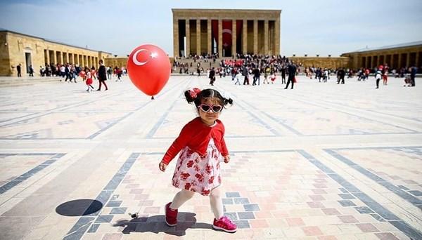 Türkiye nüfusunun yüzde 28'ini çocuklar oluşturdu