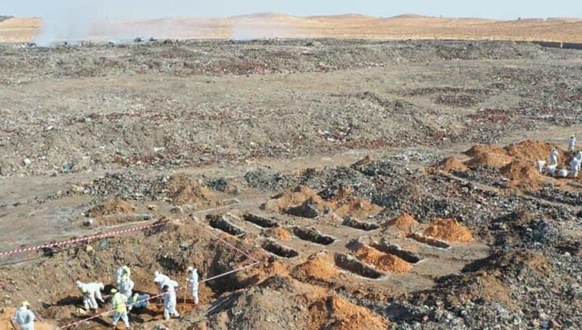 Libya'da 5 yeni toplu mezar: 25 kişinin cansız bedenine ulaşıldı