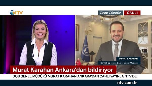 Murat Karahan Ankara'dan bildiriyor (Gece Gündüz 20 Nisan 2020)