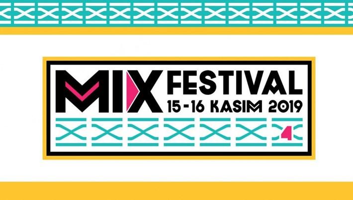 MIX Festival presented by %100 Music için sayılı saatler kaldı
