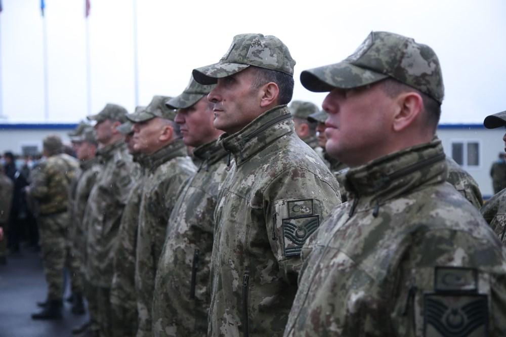 Dağlık Karabağ'da Türk-Rus Ortak Gözlem Merkezi faaliyete başladı - 8