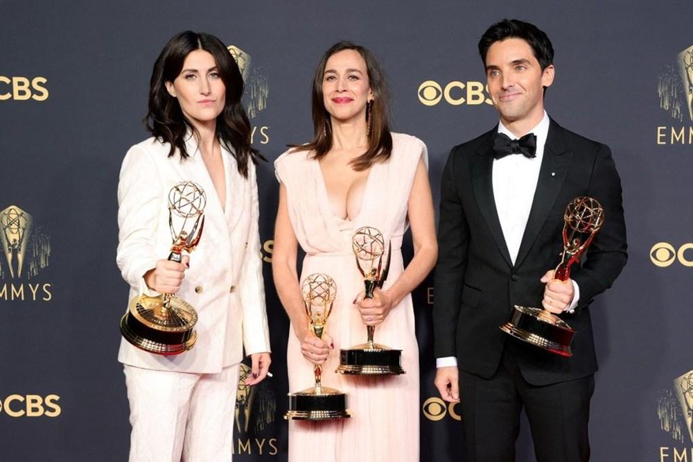 2021 Emmy Ödülleri'nin sahipleri belli oldu (73. Emmy Ödülleri'ni kazananlar) - 21