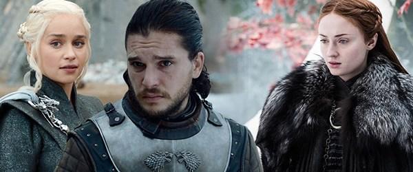 Game of Thrones bir milyar kez yasadışı indirildi