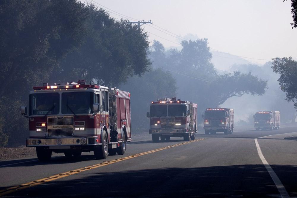 California yeniden yanıyor - 10