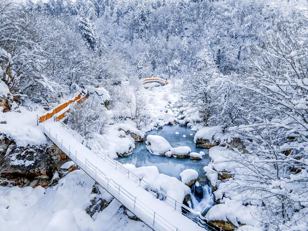 Kar altındaki Türkiye - 29