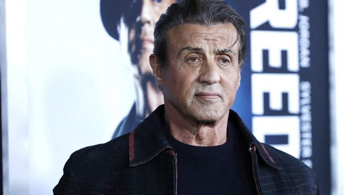 Rocky ve Rambo filmlerinin eşyası açık artırmada