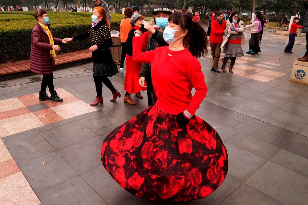 Wuhan'da salgından eser yok: Sıkı karantinanın yıldönümü - 18