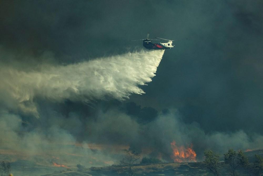 California yeniden yanıyor - 4