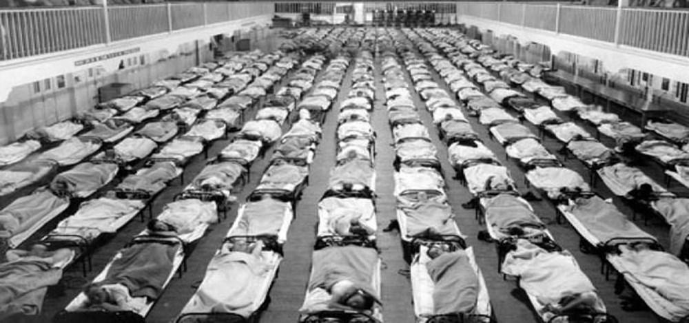 Corona virüs, ABD'de İspanyol gribinden daha fazla öldürdü - 8