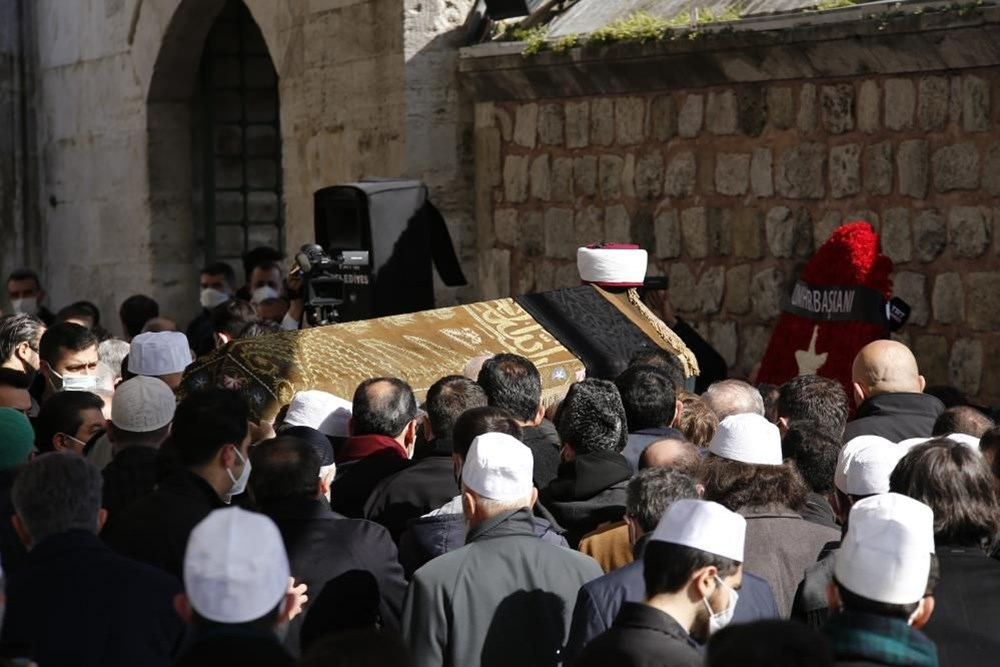 Hadis alimi Muhammed Emin Saraç son yolculuğuna uğurlandı - 7