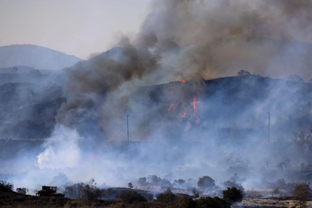 California yeniden yanıyor - 2