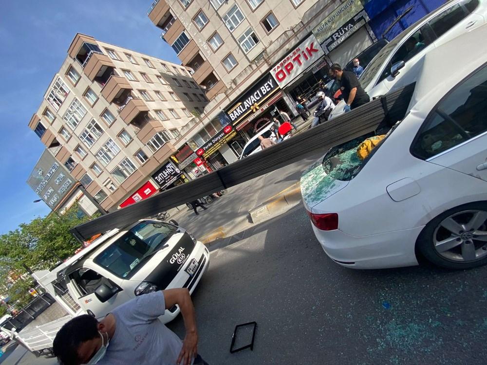 İstanbul'da görünmez kaza: Ölüm teğet geçti - 1