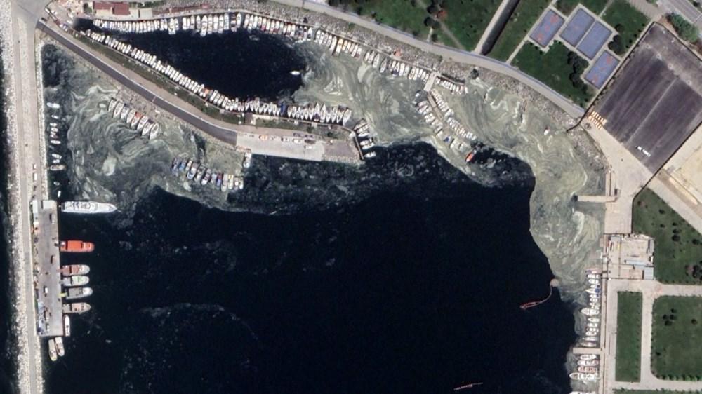 İstanbul'daki müsilaj uzaydan görüntülendi - 8