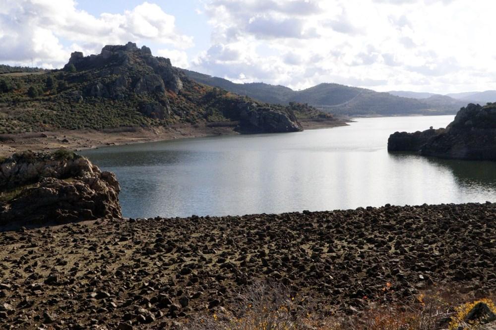 Çanakkale'de baraj boşaldı, su kullanımıyla ilgili yasaklar geldi - 17