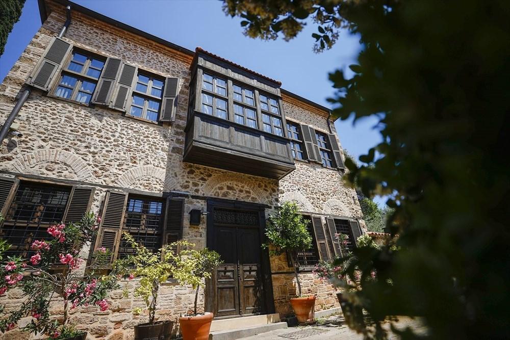 Antalya'nın geçmişe açılan kapısı 'Kaleiçi' - 17