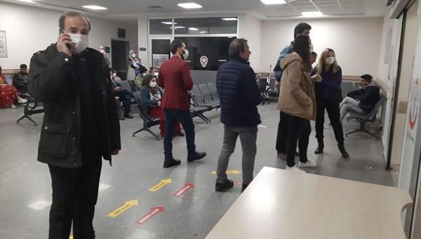 İzmir'de corona virüs şüphesiyle hastaneye başvuran 2 Taylandlı turist taburcu edildi