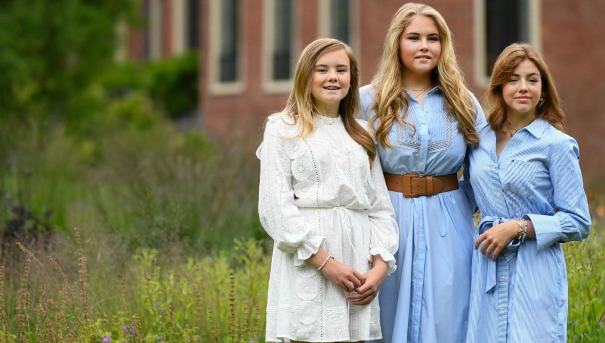 Prenses Amalia 1,6 milyon euro'dan vazgeçti