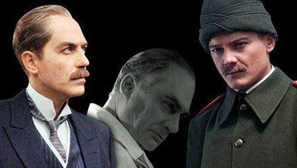 Vefatının 81. yılında sinemada Atatürk rolünü canlandıran oyuncular