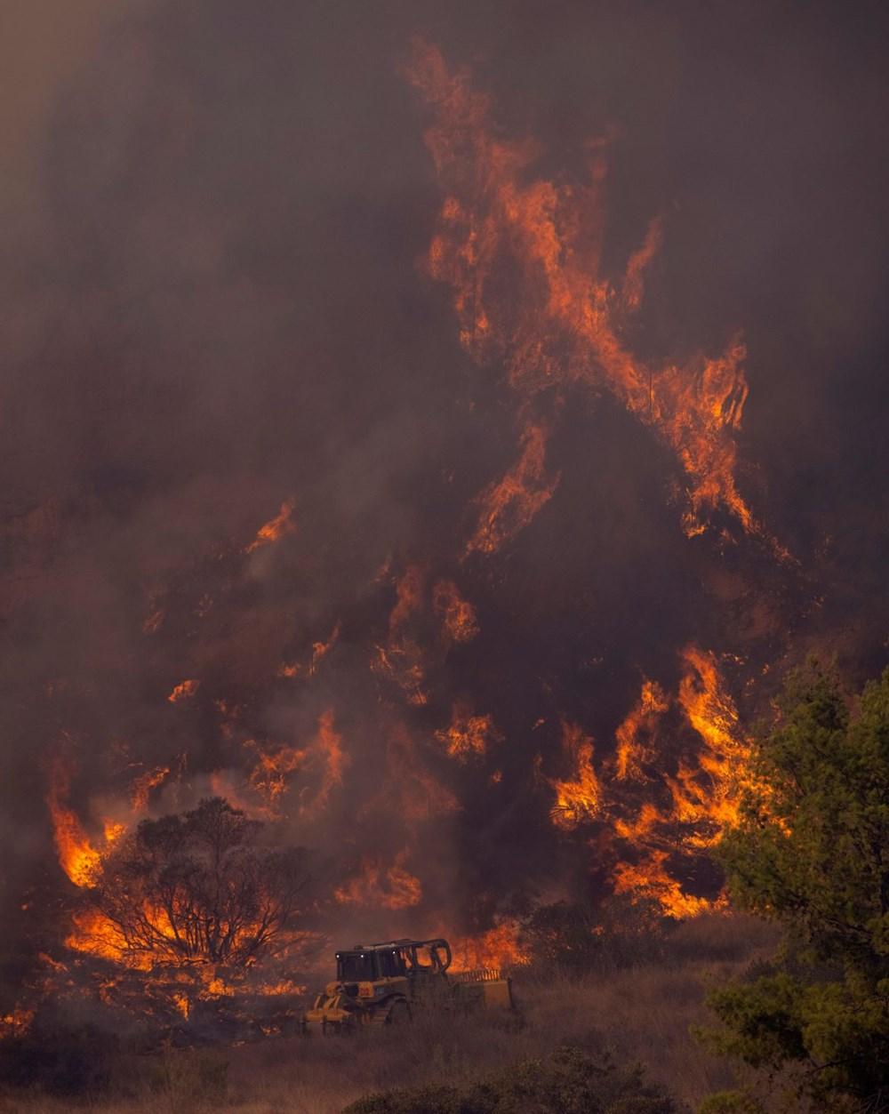 California yeniden yanıyor - 7