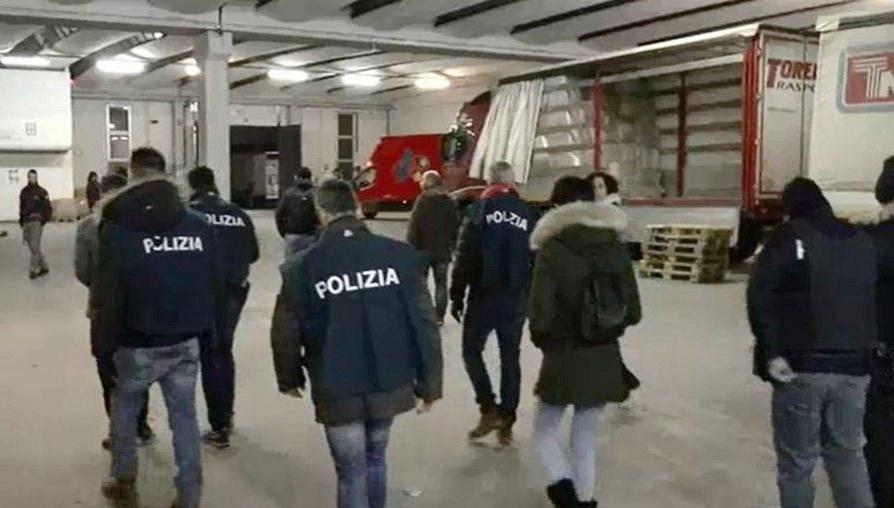 Europol'den İtalyan mafyasına karşı dev operasyon