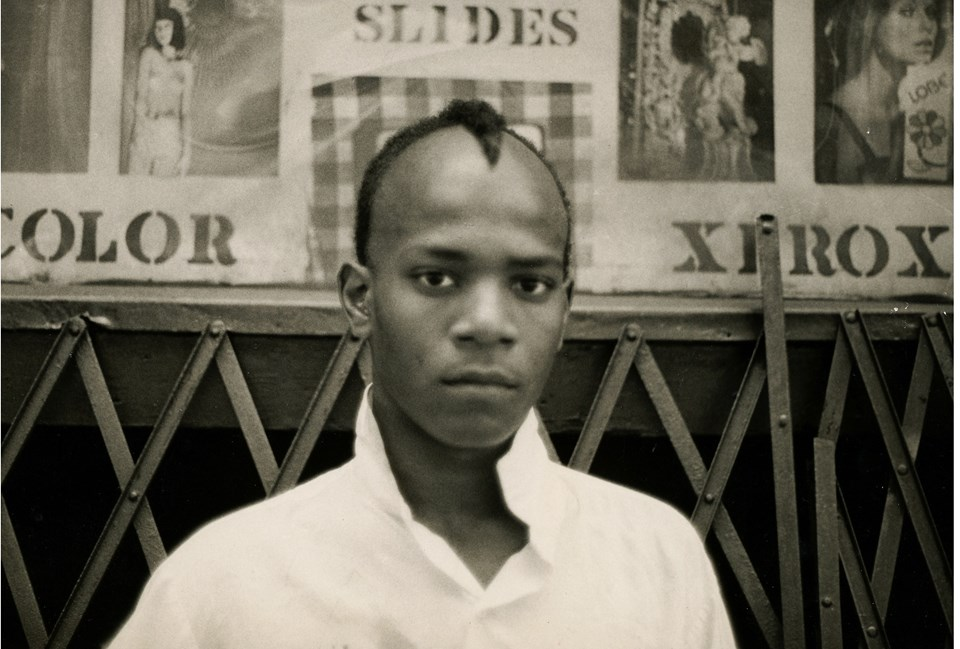 Jean-Michel Basquiat'nın Gençliğinin Son Yılları: İşte Bu!