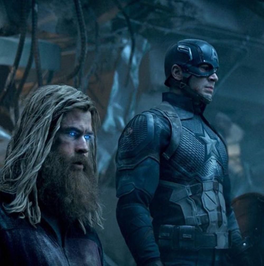 Avengers 5'te Marvel karakterlerinin hepsi birden yer alabilir - 5