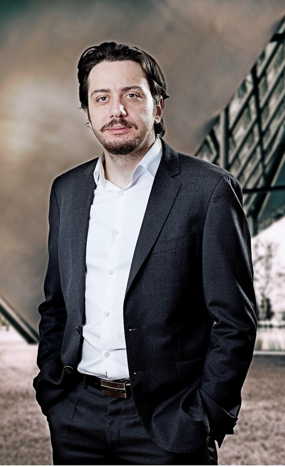 İHS Teknoloji CEO'su Bülent Özkan