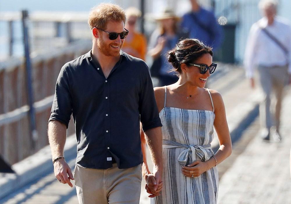 Prens Harry ve eşi Düşes Meghan Markle ikinci çocuklarını beklediklerini açıkladı - 9
