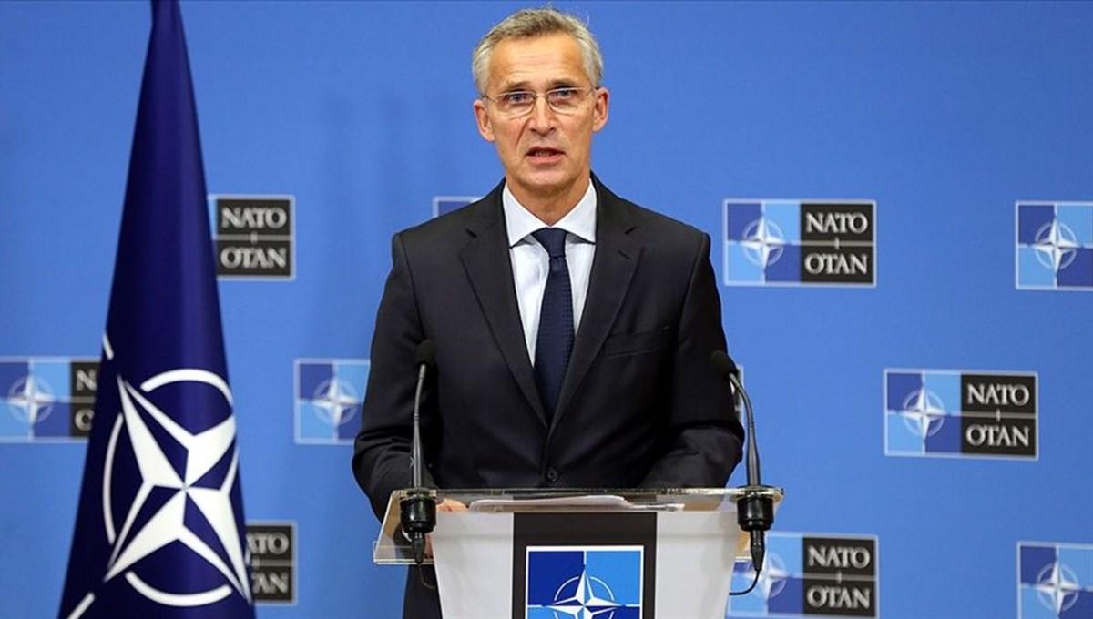 NATO: Rusya, Ukrayna sınırındaki askeri yığınağını sonlandırmalı