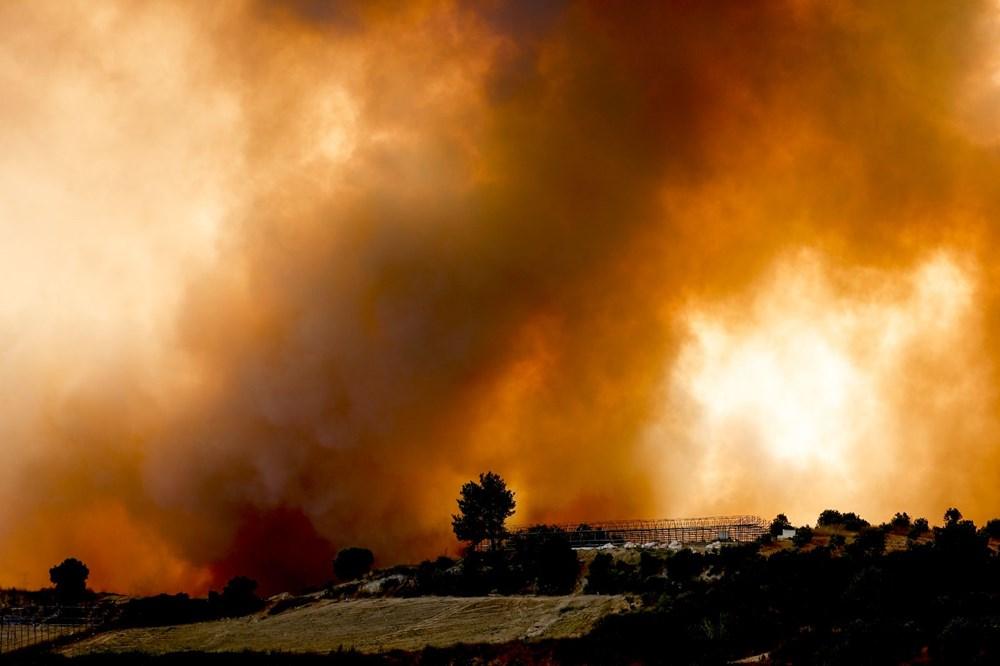 Antalya, Adana, Mersin, Muğla, Osmaniye ve Kayseri'de orman yangınları - 1