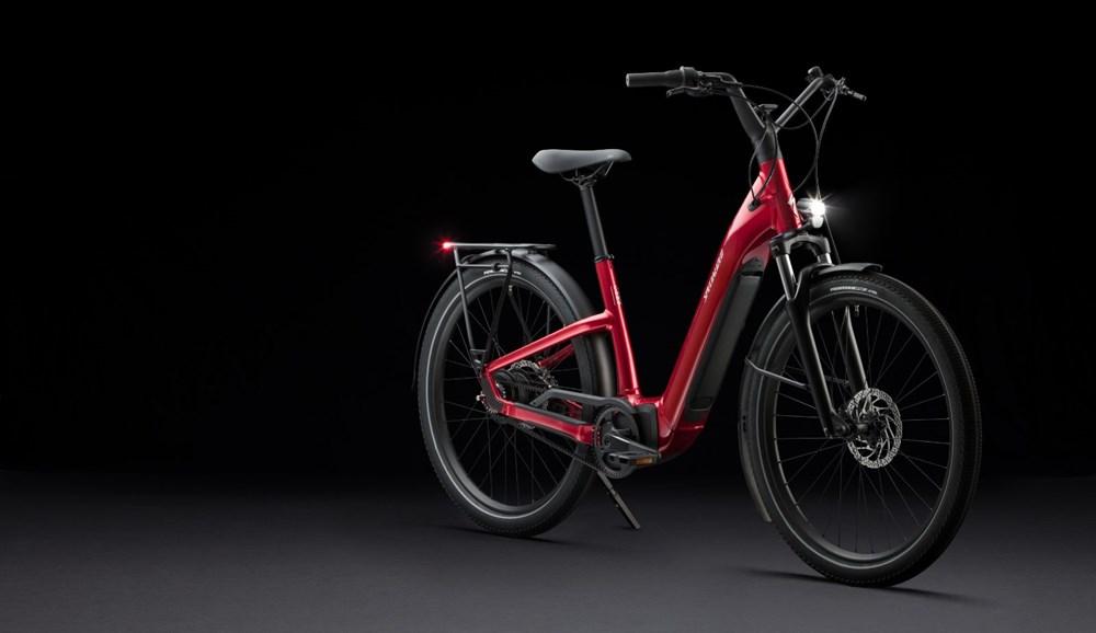 Trafiği radarlarla takip eden elektrikli bisiklet - 4