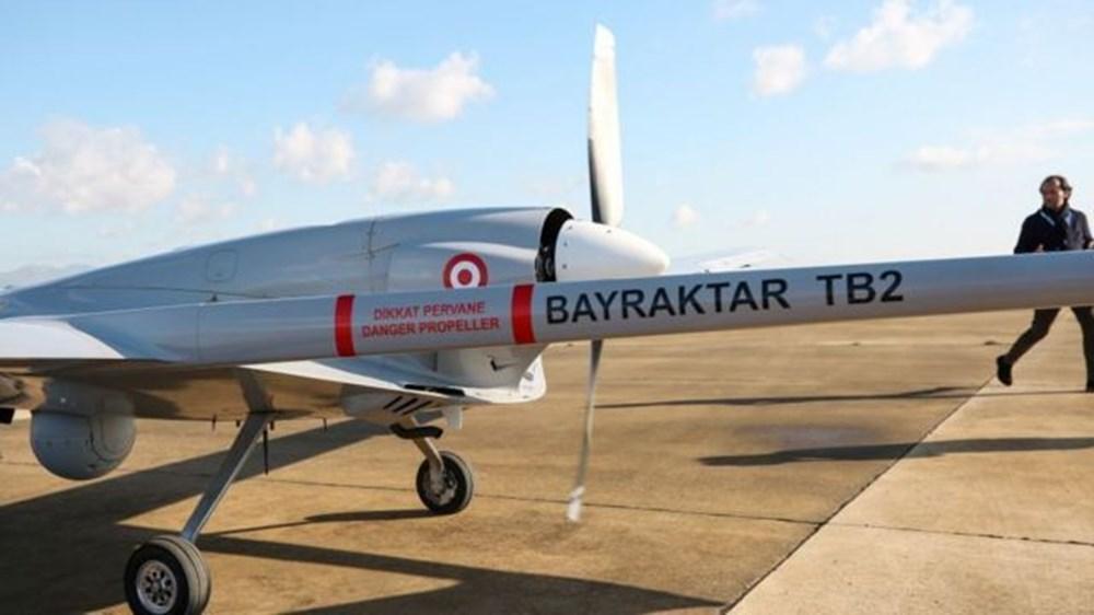 Wall Street Journal'dan Türk SİHA'lara övgü: Yerli dronelar ABD basınında - 7