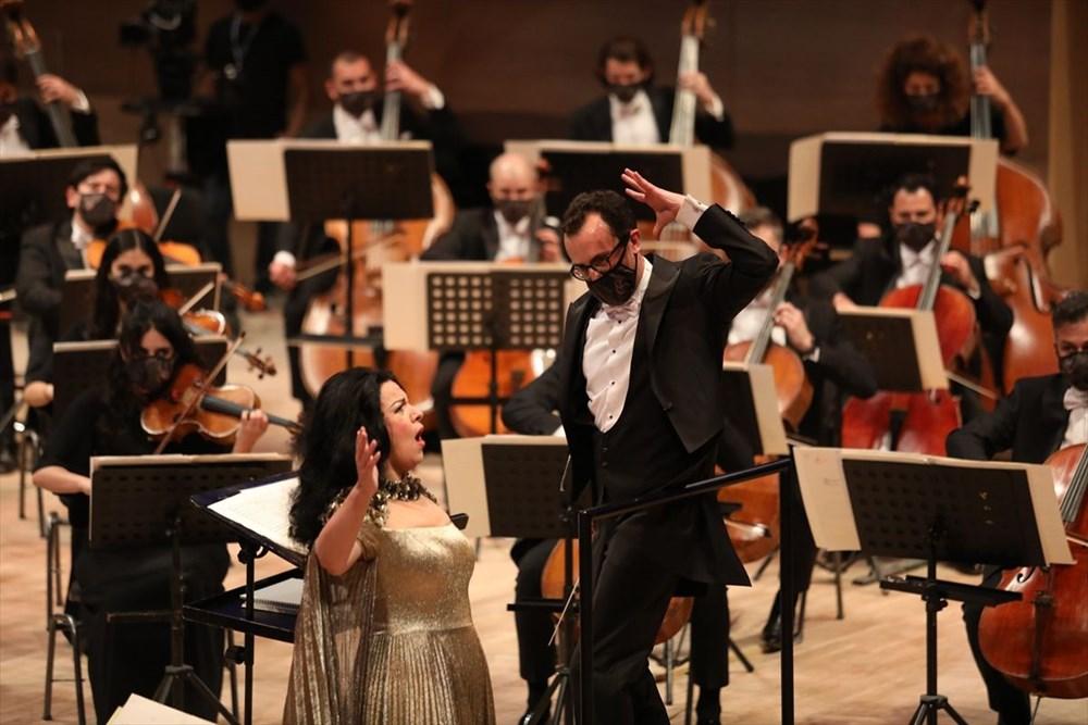 Cumhurbaşkanlığı Senfoni Orkestrası yeni bina açılış konseri - 34