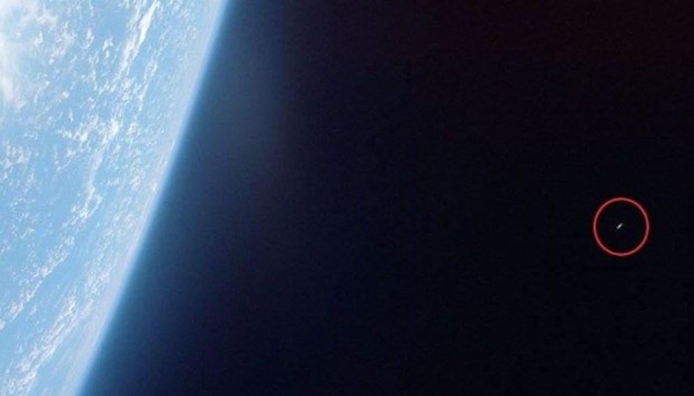 Pentagon'dan 'UFO' raporu (Savaş pilotunun çektiği fotoğraf sızdı) - 10