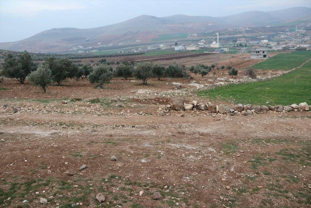 Göbeklitepe'de bulunan monolit kaldırıldı - 5