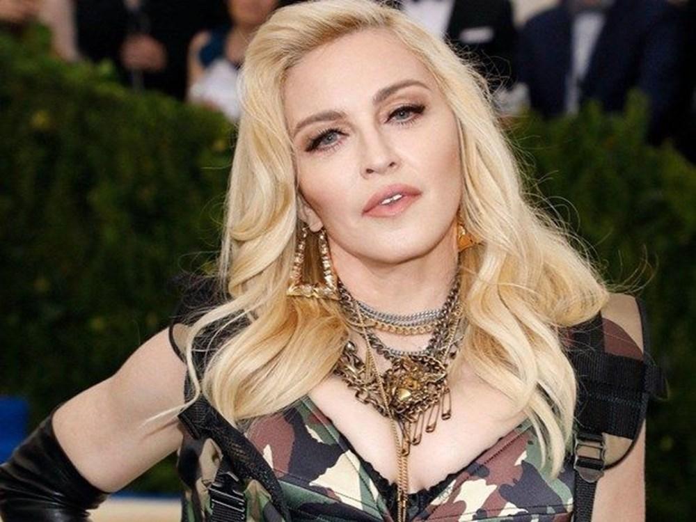 'Donald Trump Madonna tarafından reddedildi' - 3