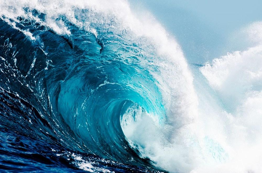 Dinozorları yok eden asteroidin oluşturduğu dev tsunaminin dalgaları 66 milyon yıl sonra ilk kez görüntülendi - 4