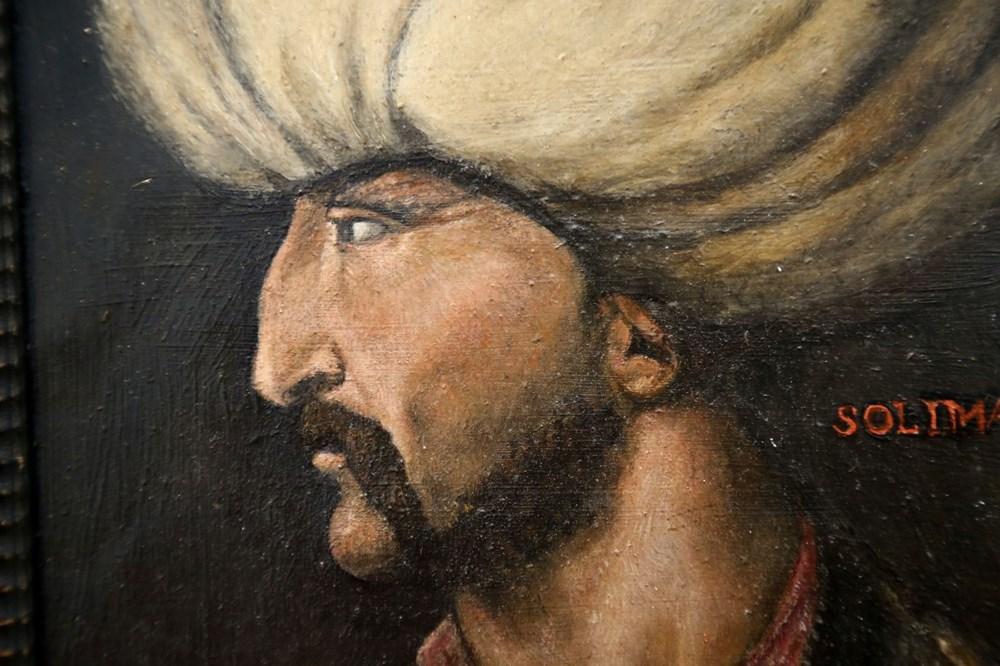 İngiltere'de satışa sunulacak Kanuni Sultan Süleyman portresinden ayrıntılar - 3