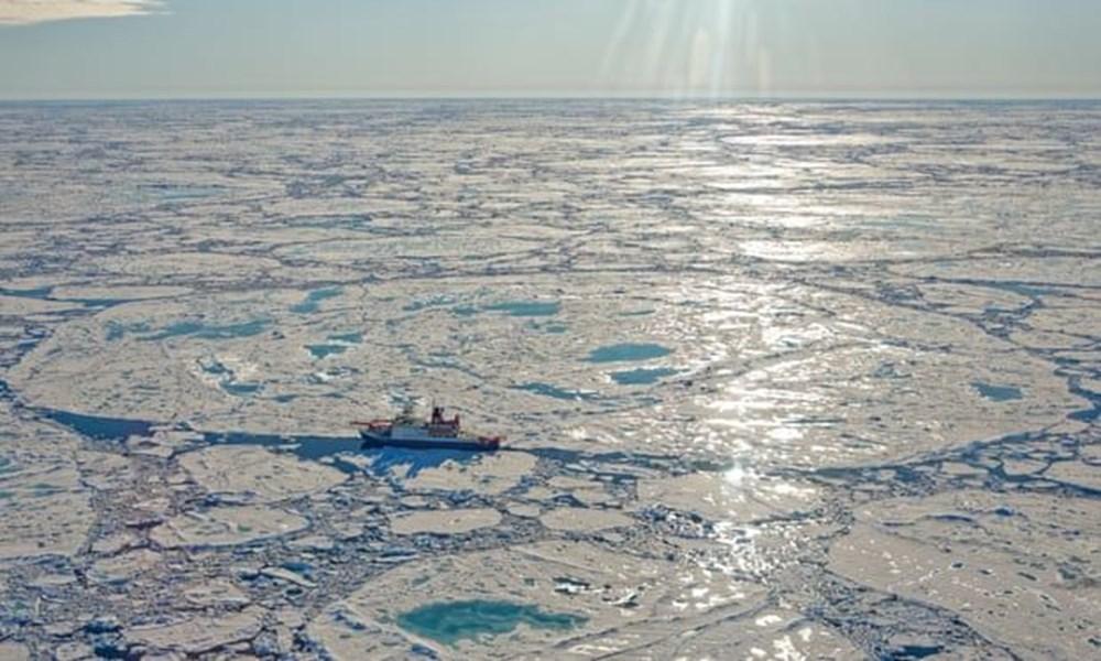 Arktik'teki büyük tehlike: Donmuş haldeki metan yatakları çözünmeye başladı - 1