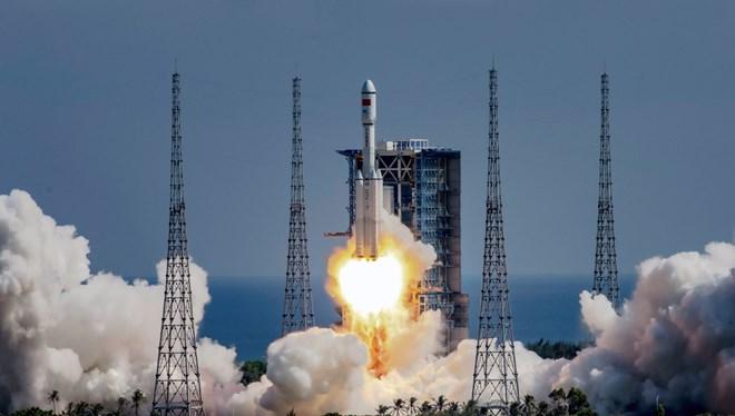 Çin kendi uzay istasyonunu kurmaya bir adım daha yaklaştı