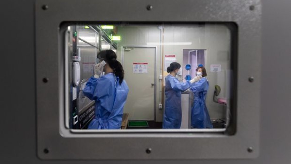 Güney Kore Covid-19 ilaçlarının seri üretimine geçmeyi planlıyor