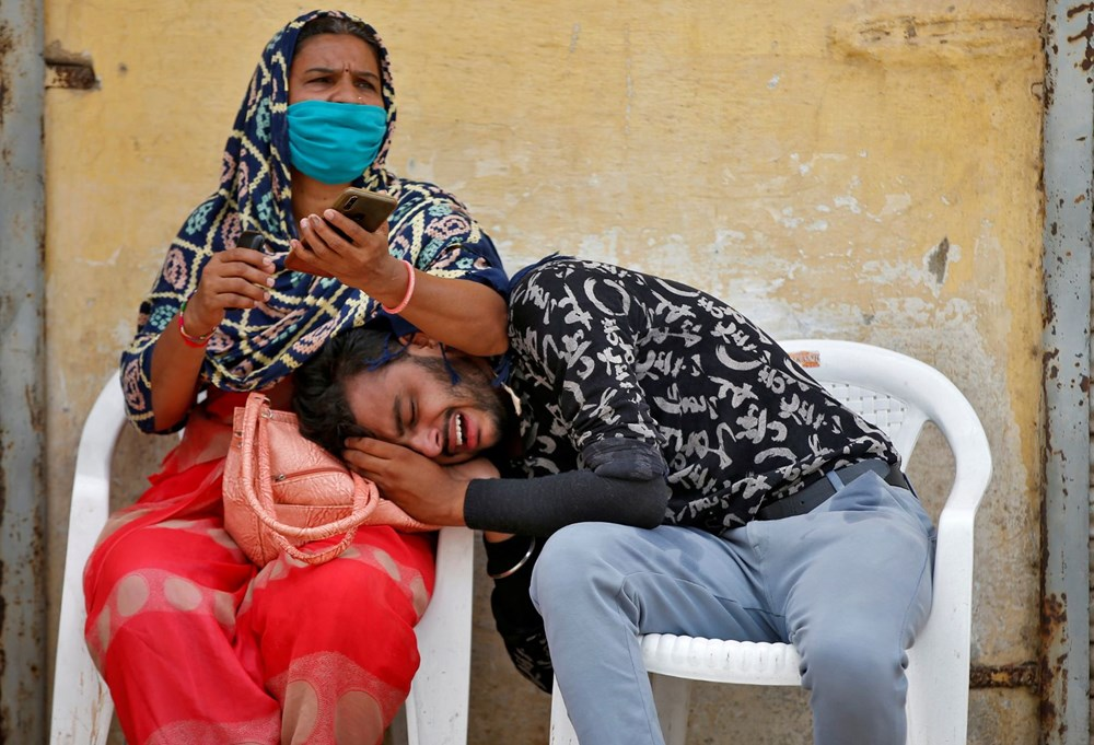 Record loss of life in the Covid-19 outbreak in India - 3
