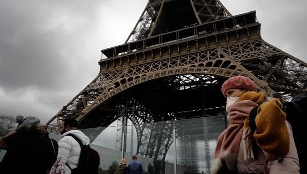 Fransa'da Covid-19'dan ölenlerin sayısı 30 bin 409'a yükseldi